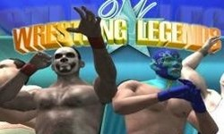 היאבקות Wrestling Legends